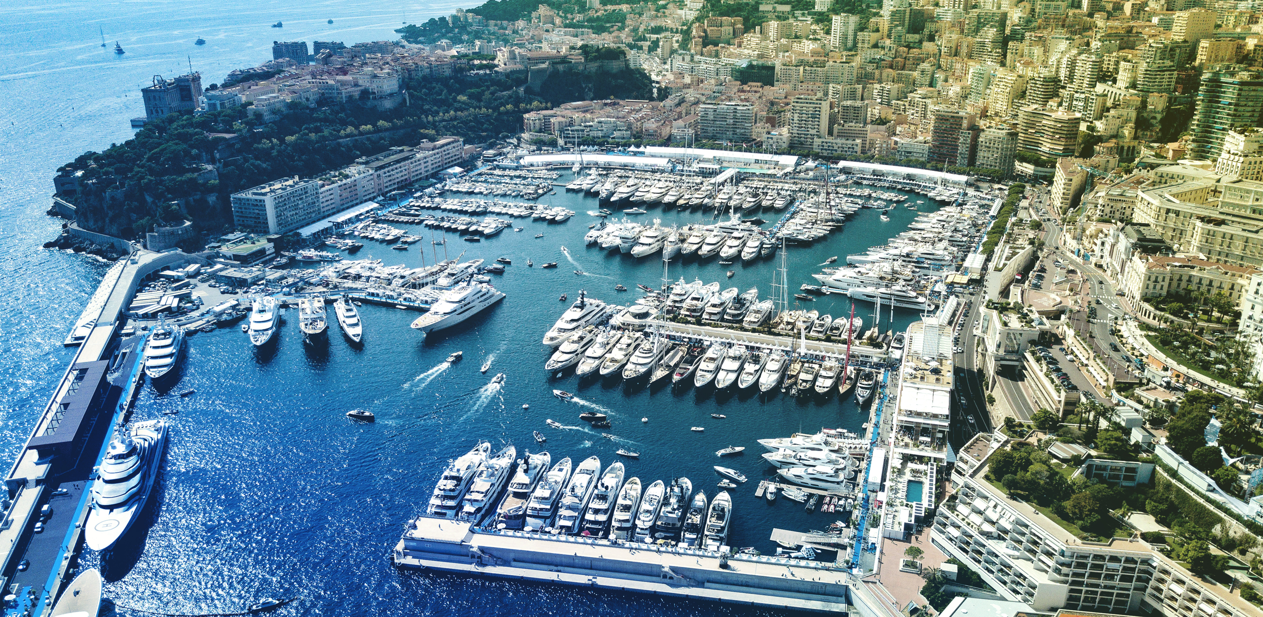 CHD edition at the Monaco Yacht Show 2018